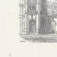 DÉTAILS 02   Vue de Paris - Monuments Historiques de Paris - Eglise Saint Germain l'Auxerrois