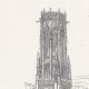 DÉTAILS 04   Vue de Paris - Monuments Historiques de Paris - Eglise Saint Germain l'Auxerrois
