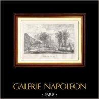 View of Paris - Historical Monuments of Paris - Notre-Dame des Arts