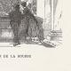 DÉTAILS 03   Vue de Paris - Monuments Historiques de Paris - Palais Brongniart - Intérieur de la Bourse de Paris