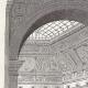 DÉTAILS 04   Vue de Paris - Monuments Historiques de Paris - Palais Brongniart - Intérieur de la Bourse de Paris