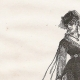 DETAILS 04   View of Paris - Historical Monuments of Paris - Mode - 19th Century Parisian Women's Fashion (Ball - Bal Mabille)