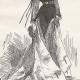 DETAILS 06   View of Paris - Historical Monuments of Paris - Mode - 19th Century Parisian Women's Fashion (Ball - Bal Mabille)