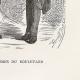 DETAILS 03 | View of Paris - Historical Monuments of Paris - Mode - 19th Century Parisian Men's Fashion
