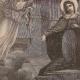 DÉTAILS 02 | L'Incarnation : Annonciation de l'Ange Gabriel à la Sainte Vierge Marie à Nazareth