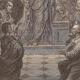 DÉTAILS 02   La Pentecôte - Le Cénacle de Jérusalem - Sainte Vierge Marie - Apôtres et Disciples