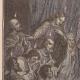 DÉTAILS 05   La Pentecôte - Le Cénacle de Jérusalem - Sainte Vierge Marie - Apôtres et Disciples
