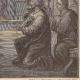 DÉTAILS 08   La Pentecôte - Le Cénacle de Jérusalem - Sainte Vierge Marie - Apôtres et Disciples