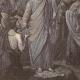 DÉTAILS 02 | La Rémission des Péchés - Jésus Christ remettant les Clés à Saint Pierre