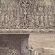 DÉTAILS 01 | Ruth et Noémi - Le Pape Entouré de Cardinaux, d'Evêques et de Prêtres
