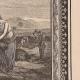 DÉTAILS 06 | Ruth et Noémi - Le Pape Entouré de Cardinaux, d'Evêques et de Prêtres