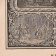 DÉTAILS 07 | Ruth et Noémi - Le Pape Entouré de Cardinaux, d'Evêques et de Prêtres