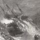 DÉTAILS 05   Naufrage d'un Vaisseau Anglais de la Compagnie des Indes - Incendie du Kent