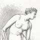 DÉTAILS 03   Mythologie Grecque - Orphée - Eurydice Blessée par un Serpent