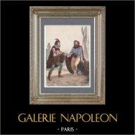 Die Kindheit von Guido Reni, Italienischer Maler (1575-1642)