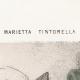 DÉTAILS 07 | L'Enfance de Marietta Tintorella, Ecrivain Italien