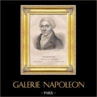 Portrait de Louis Nicolas Vauquelin, Pharmacien et Chimiste Français (1763-1829)