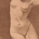 DETAILS 05 | Art Nude - Erotic Art - The Woman with the Bird  (Ernst Philippe Zacharie)