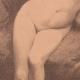 DETALLES 06 | Desnudo Artístico - Arte Erótico - Mitología Griega - Andrómeda, Perseo y el Monstruo Marino Ceto (Charles Alexandre Coessin De La Fosse)
