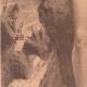 DETALLES 07 | Desnudo Artístico - Arte Erótico - Mitología Griega - Andrómeda, Perseo y el Monstruo Marino Ceto (Charles Alexandre Coessin De La Fosse)
