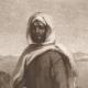 DÉTAILS 02   Orientalisme - Chef Arabe (Eugène Delacroix)