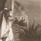 DÉTAILS 05   Orientalisme - Chef Arabe (Eugène Delacroix)
