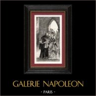 Gargantua y Pantagruel - Panurge a Enamorado de una Dama de París (Rabelais)
