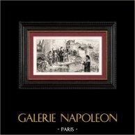 Gargantua y Pantagruel - Gallet y Picrochole (Rabelais)
