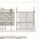 DETAILS 04   Drawing of Architect - Architecture - Markets Hall of Tours (M. Guérin)