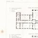 DÉTAILS 03   Dessin d'Architecte - Architecture - Asile d'Aliénés de Sainte Anne à Paris (M. Questel)