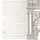 DÉTAILS 01 | Dessin d'Architecte - Architecture - L'Arc Triomphal d'Alphonse au Château Neuf - Castel Nuovo de Naples