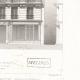 DÉTAILS 02   Dessin d'Architecte - Architecture - Maison de Rapport - Immeuble Avenue Duquesne à Paris (M. P. Vigouroux)
