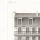 DÉTAILS 03   Dessin d'Architecte - Architecture - Maison de Rapport - Immeuble Avenue Duquesne à Paris (M. P. Vigouroux)