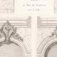 DETAILS 05   Drawing of Architect - Architecture - House - Apartment Building 117 Boulevard de Sébastopol in Paris