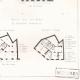 DÉTAILS 02   Dessin d'Architecte - Architecture - Maison de Rapport à Paris - Boulevard Magenta (M. Sevestre) - Rue de Rennes (M. Delarue) - Avenue Villars (M.Marcel) - Rue des Halles (M. Blond