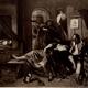 DÉTAILS 01 | Après Boire (Jan Steen) - Fête dans une Auberge (Jan Steen)