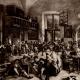 DÉTAILS 02 | Après Boire (Jan Steen) - Fête dans une Auberge (Jan Steen)