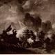 DÉTAILS 01 | Choc de Cavalerie (Philips Wouwerman) - Le Départ pour la Promenade à Cheval (Aelbert Cuyp)