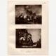 DÉTAILS 03 | Choc de Cavalerie (Philips Wouwerman) - Le Départ pour la Promenade à Cheval (Aelbert Cuyp)