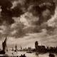 DÉTAILS 02 | L'Avenue de Middelharnis (Meindert Hobbema) - Vue de Dordrecht en Hollande (Jan van Goyen)