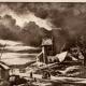 DÉTAILS 01 | Paysage d'Hiver (Jacob van Ruisdael) - La Tempête (Jacob van Ruisdael)