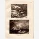 DÉTAILS 03 | Paysage d'Hiver (Jacob van Ruisdael) - La Tempête (Jacob van Ruisdael)
