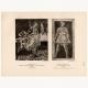 DETAILS 03 | Fresco - Feast of Herod (Fra Filippo Lippi) - Portrait of Filippo Scolari or Pipo of Ozora (Andrea del Castagno)