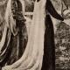 DÉTAILS 02 | Fresque - Sigismondo Pandolfo Malatesta Priant devant Saint Sigismond - Reine de Saba - La Légende de la Sainte Croix (Piero della Francesca)