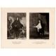 DÉTAILS 03   Portrait d'Homme Inconnu - Portrait de la Reine Marianne D'Autriche (Juan Carreño de Miranda)