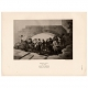 DETAILS 03   The Wedding (Francisco Goya) - Cardboard of Tapestry