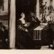 DÉTAILS 01 | Le Repas du Mauvais Riche (Bonifazio Veronese ou Bonifazio de Pitati)