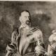 DÉTAILS 01 | Portrait de Alof de Wignacourt - Grand Maître de l'Ordre de Malte (Le Caravage)