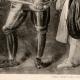 DÉTAILS 02 | Portrait de Alof de Wignacourt - Grand Maître de l'Ordre de Malte (Le Caravage)