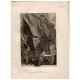 DÉTAILS 03   Rome Antique - Château Saint-Ange à Rome - Le Môle de l'Empereur Hadrien (Giovanni Battista Piranesi ou Le Piranèse)